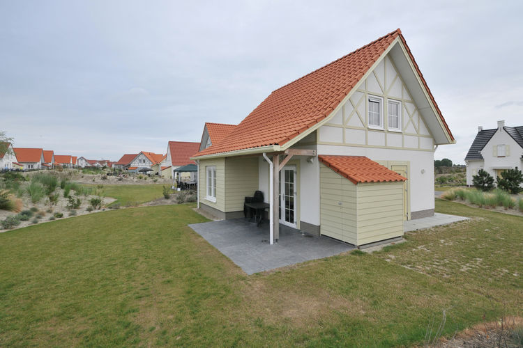 met je hond naar dit vakantiehuis in Cadzand-Bad