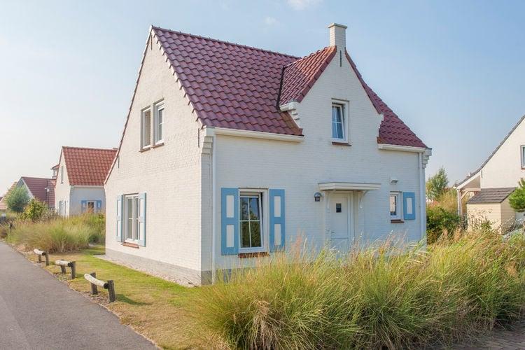 Vakantiehuizen Nederland | Zeeland | Villa te huur in Cadzand-Bad   met wifi 6 personen