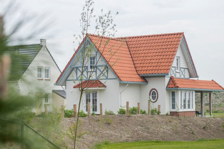 Vakantiehuizen Nederland | Zeeland | Villa te huur in Cadzand-Bad   met wifi 8 personen