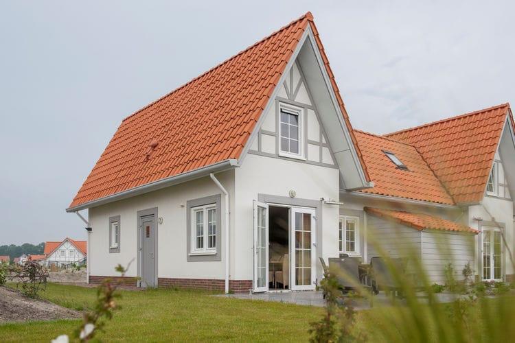 Villas Nederland | Zeeland | Villa te huur in Cadzand-Bad   met wifi 8 personen