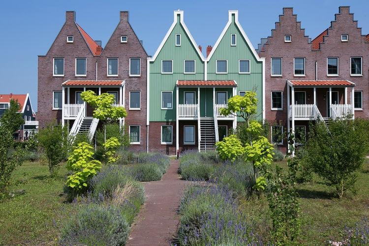 Appartement met zwembad met wifi  Noord-HollandMarinapark Volendam 1