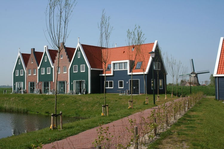 met je hond naar dit vakantiehuis in Volendam