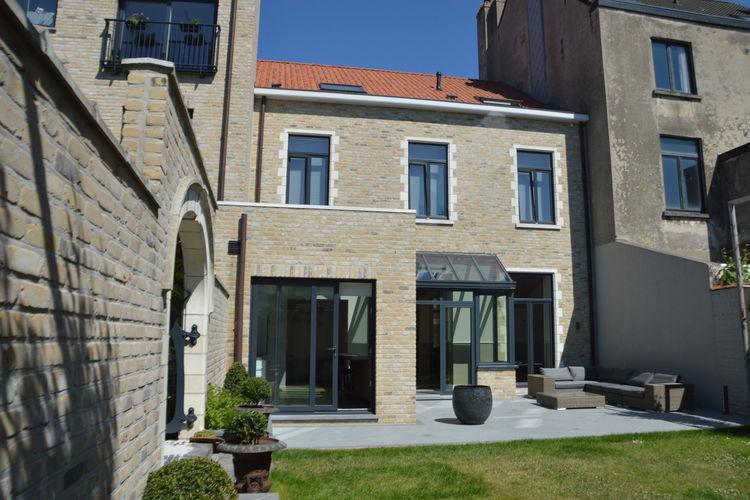 Villa België, West Vlaanderen, Knokke-Heist Villa BE-8301-07