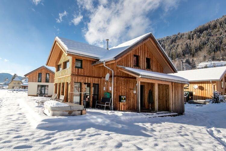 Vakantiehuizen Oostenrijk | Steiermark | Chalet te huur in Murau   met wifi 10 personen