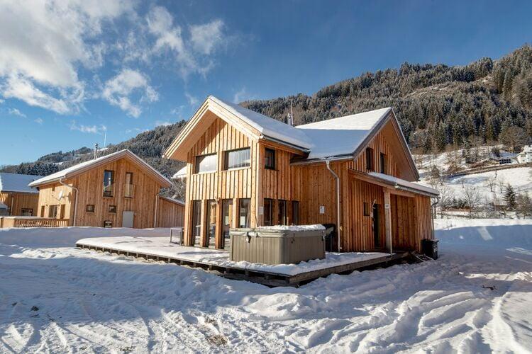 Chalet Oostenrijk, Steiermark, Murau Chalet AT-8850-14