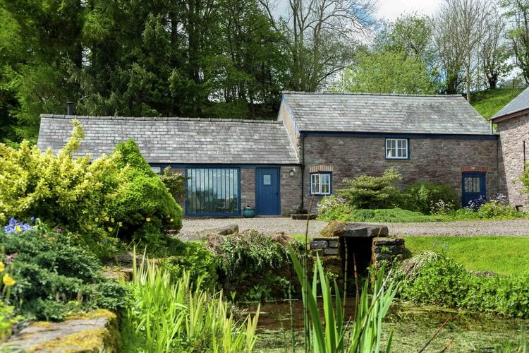 Holiday house The Old Wash House (1483560), Brecon, Mid Wales, Wales, United Kingdom, picture 1