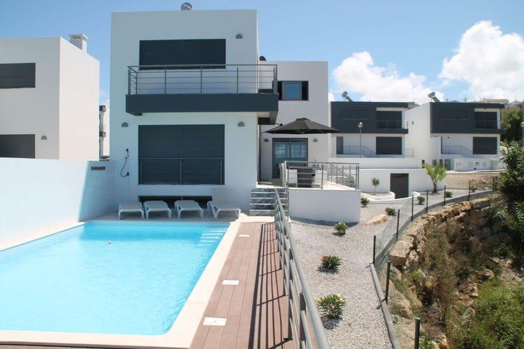 Portugal | Lisboa | Villa te huur in Atalaia-de-Cima met zwembad  met wifi 12 personen