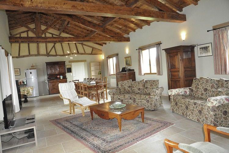 Villa Frankrijk, Midi-Pyrenees, Bourrouillan Villa FR-32370-03