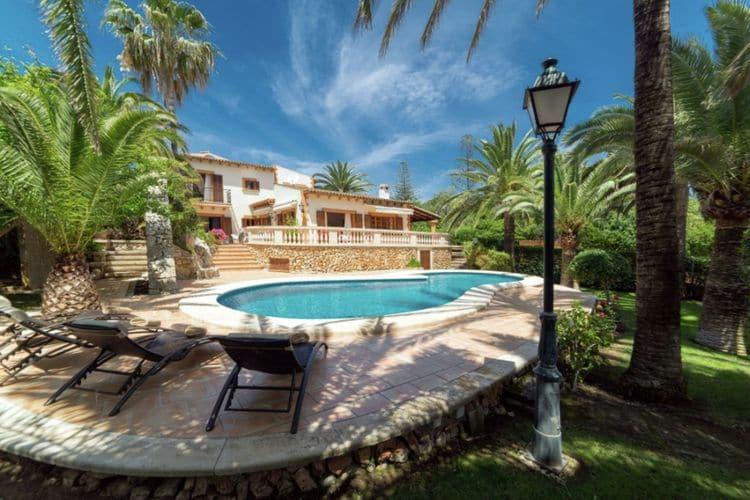 Villa Spanje, Mallorca, Son Servera Villa ES-07559-02