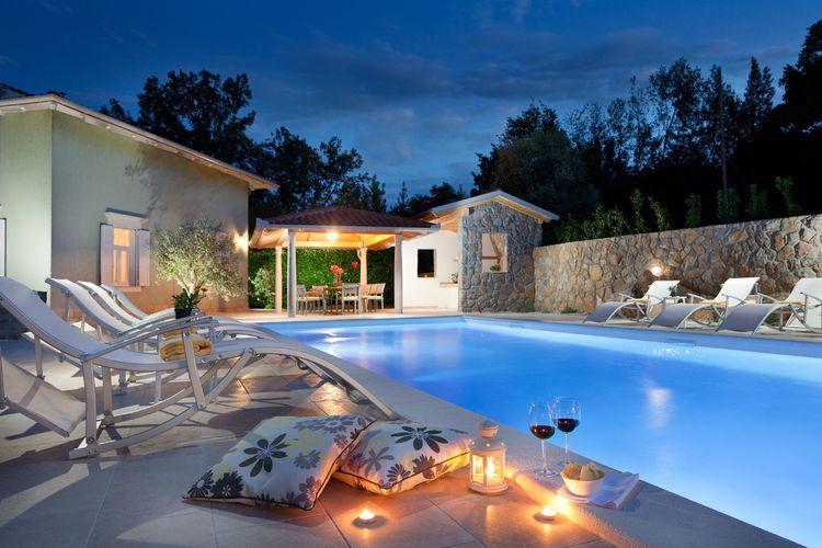 Villa Kroatië, Kvarner, Lovran Villa HR-51415-02