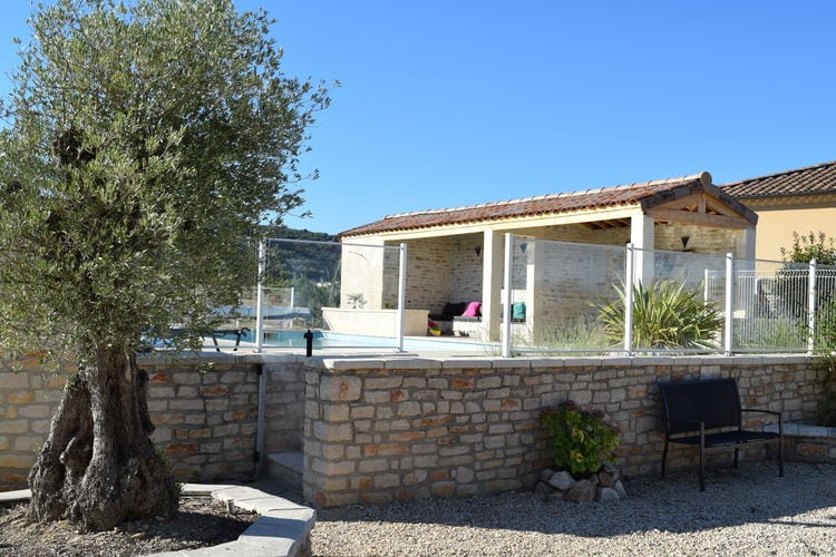 Villa Frankrijk, Ardeche, Grospierres Villa FR-07120-14