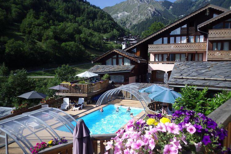 Frankrijk   Rhone-alpes   Appartement te huur in Champagny-en-Vanoise met zwembad  met wifi 3 personen