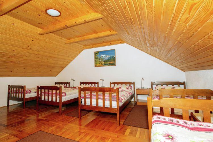 vakantiehuis Kroatië, Dalmatie, Lovinac vakantiehuis HR-53244-02