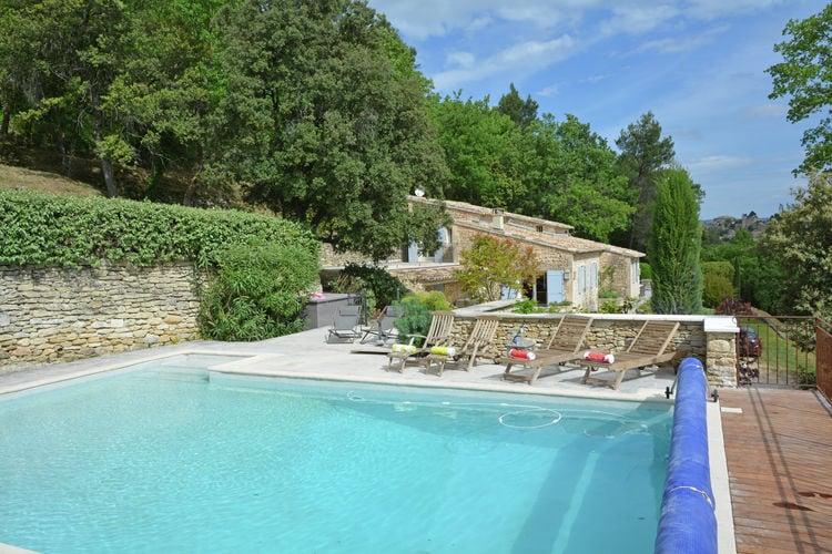 Villa Frankrijk, Provence-alpes cote d azur, Menerbes Villa FR-84560-03