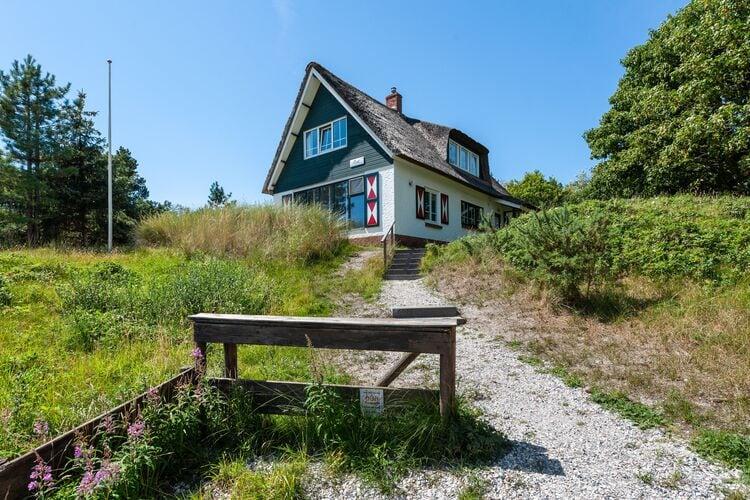 Vakantiehuizen Nederland | Wadden | Villa te huur in Buren   met wifi 7 personen