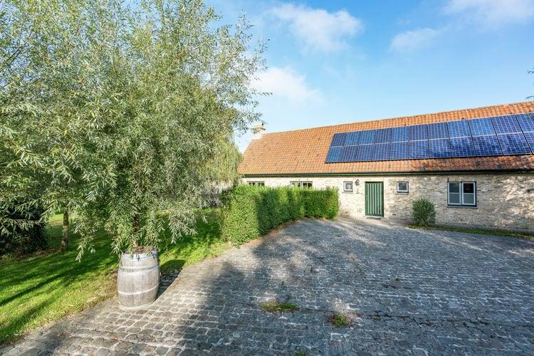 Vakantiewoning België, West Vlaanderen, Wulpen Villa BE-8670-117