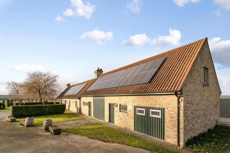 Villa België, West Vlaanderen, Wulpen Villa BE-8670-117