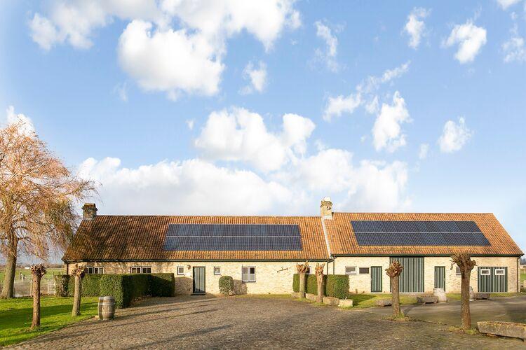 Villas  Belgie te huur Wulpen- BE-8670-117   met wifi te huur