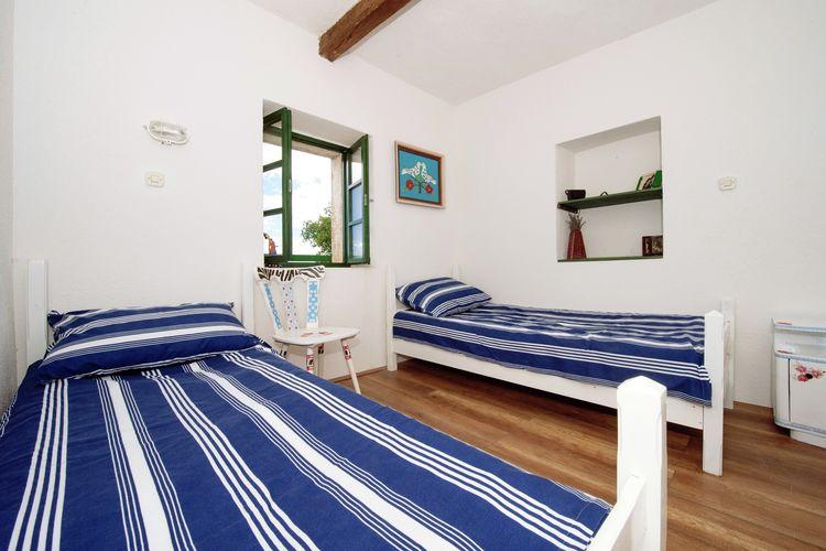 vakantiehuis Kroatië, Dalmatie, Starigrad Paklenica vakantiehuis HR-23244-04