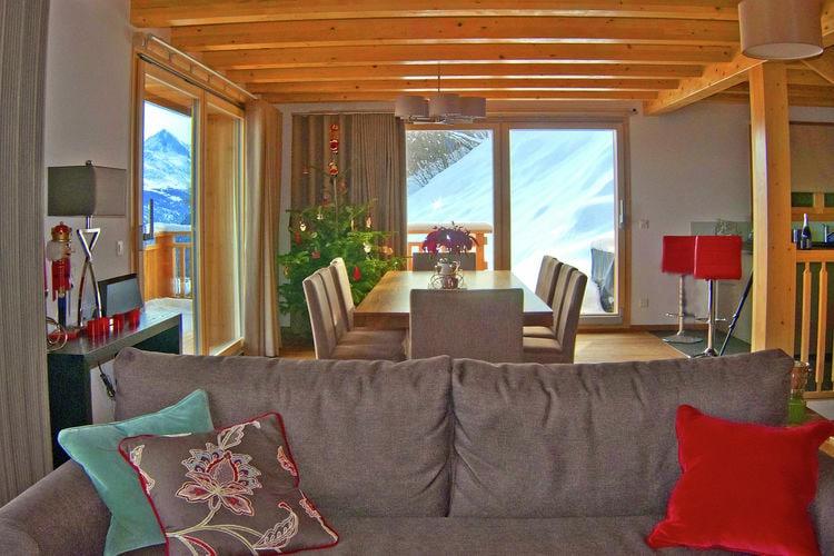 vakantiehuis Zwitserland, Jura, Les Collons vakantiehuis CH-1988-27