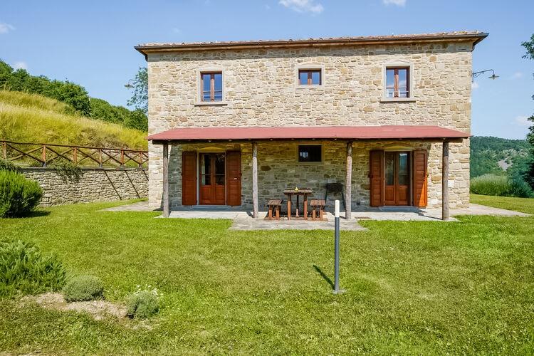 Vakantiehuizen Italie | Toscana | Vakantiehuis te huur in Anghiari met zwembad  met wifi 5 personen