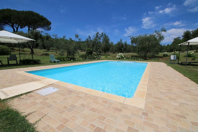Villa Italië, Lazio, Manziana Villa IT-00066-02