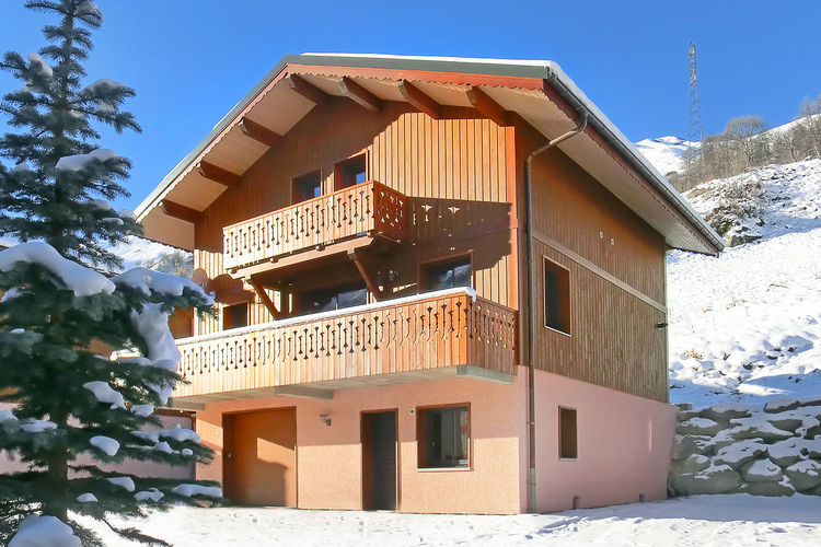 Chalet  met wifi  Les-Menuires-st-Martin-de-BellevilleChalet Ski Royal