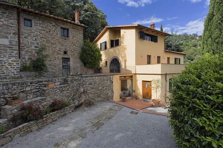 Vakantiehuizen Italie | Toscana | Vakantiehuis te huur in Cortona met zwembad  met wifi 11 personen