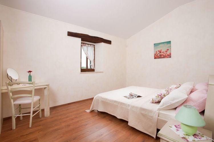 Villa Kroatië, Istrie, Radetici Villa HR-52444-08