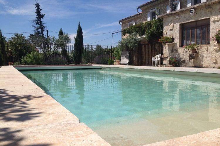 Villa met zwembad met wifi  CarpentrasVilla Vaucluse