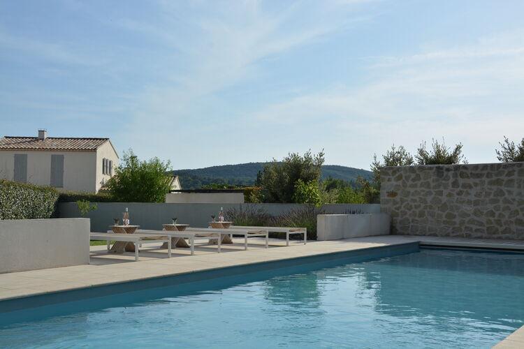Villa Frankrijk, Provence-alpes cote d azur, Malaucène Villa FR-84340-14