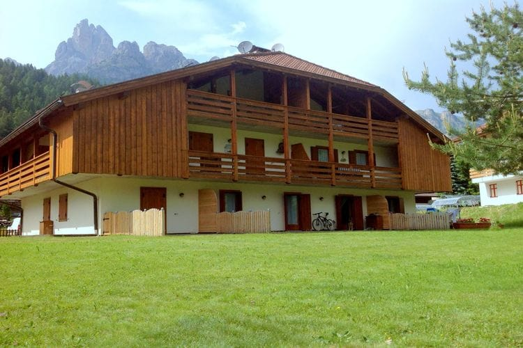 Trentino-alto-adige Chalets te huur Leuke vakantiewoning in Pozza di Fassa