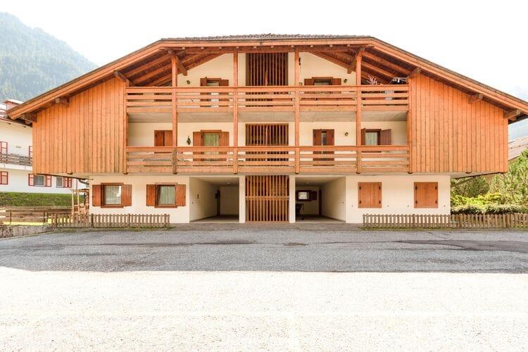 Chalets Italie | Trentino-alto-adige | Chalet te huur in Pozza-di-Fassa   met wifi 4 personen