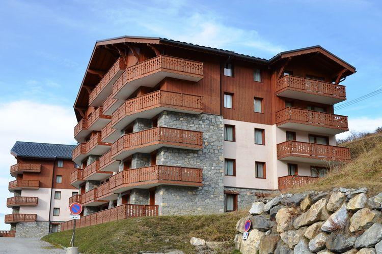Les-Menuires Vakantiewoningen te huur Smaakvol ingerichte appartementen.