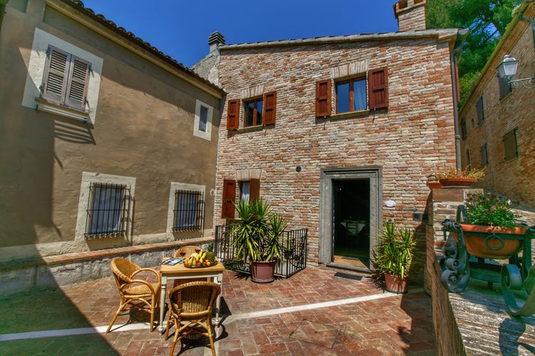 Ferienwohnung Luca (1379324), Montemaggiore al Metauro, Pesaro und Urbino, Marken, Italien, Bild 2