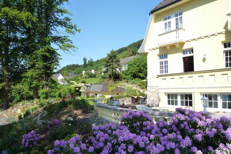 Villa Rosenhof Romance Bad Pyrmont Saxony-Anhalt Germany