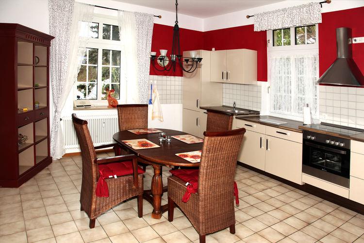 Appartement Duitsland, Nedersaksen, Bad Pyrmont-Löwensen Appartement DE-31812-08