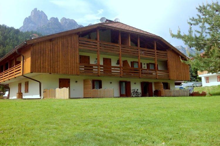 Vakantiehuizen Italie | Trentino-alto-adige | Chalet te huur in Pozza-di-Fassa   met wifi 6 personen