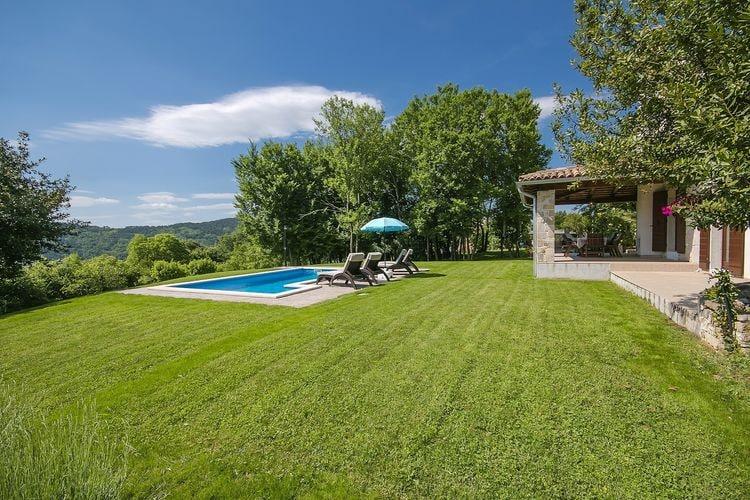 Villa Kroatië, Istrie, Sovinjak Villa HR-52420-04