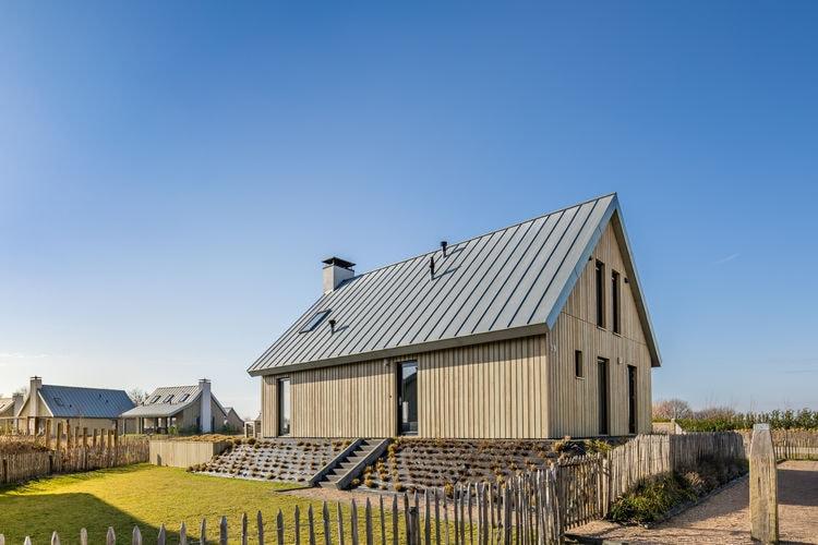 Door Piet Boon ontworpen villa, gelegen op Waterpark Oesterdam middenin Nationaal park Oosterschelde