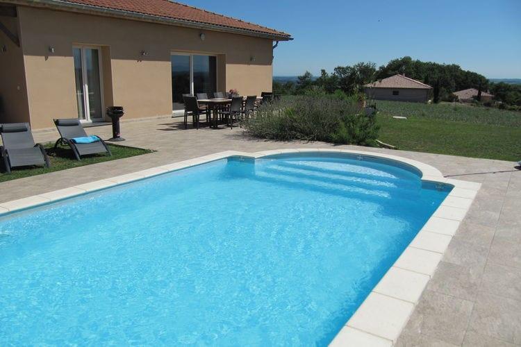 Vakantiehuizen Thermes-Magnoac te huur Thermes-Magnoac- FR-65230-02 met zwembad  met wifi te huur