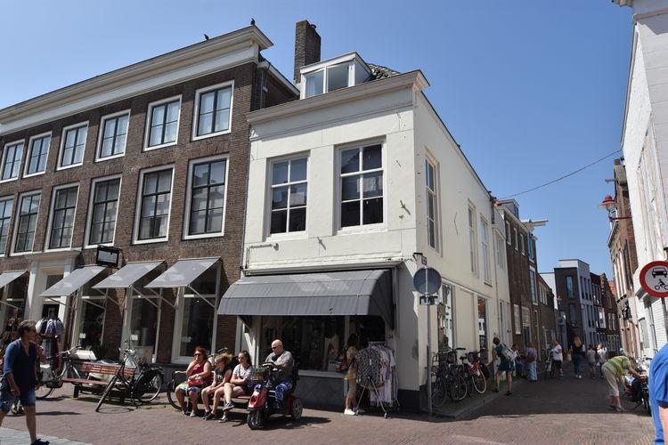 Appartement huren in Middelburg -  nabij Strand met wifi  voor 6 personen  Midden in het oude centrum van de ..