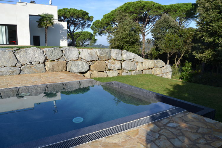 Vakantiehuizen Costa de Barcelona te huur Sant-Andreu-de-Llavaneres- ES-00258-01 met zwembad  met wifi te huur