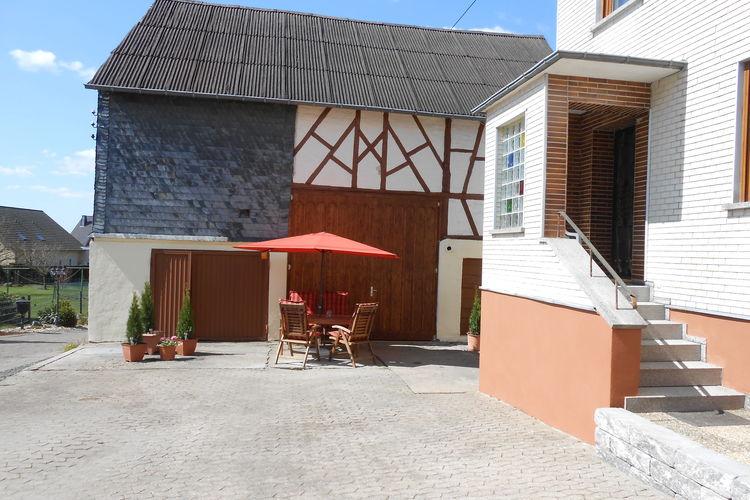vakantiehuis Duitsland, Hunsruck, Haserich vakantiehuis DE-56858-09