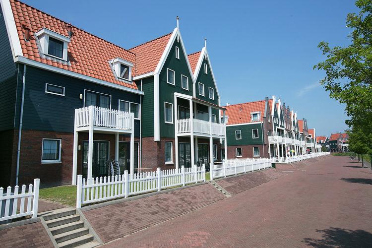 Appartement met zwembad met wifi  Noord-HollandMarinapark Volendam 2