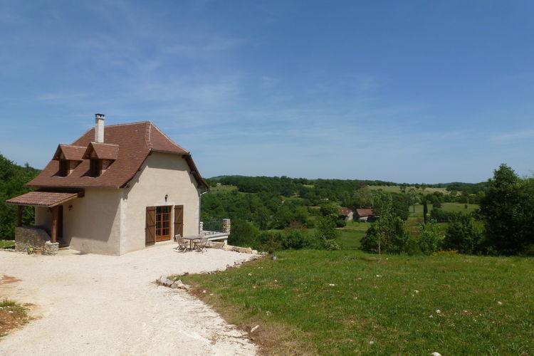 Villa Frankrijk, Midi-Pyrenees, Cajarc Villa FR-46160-10