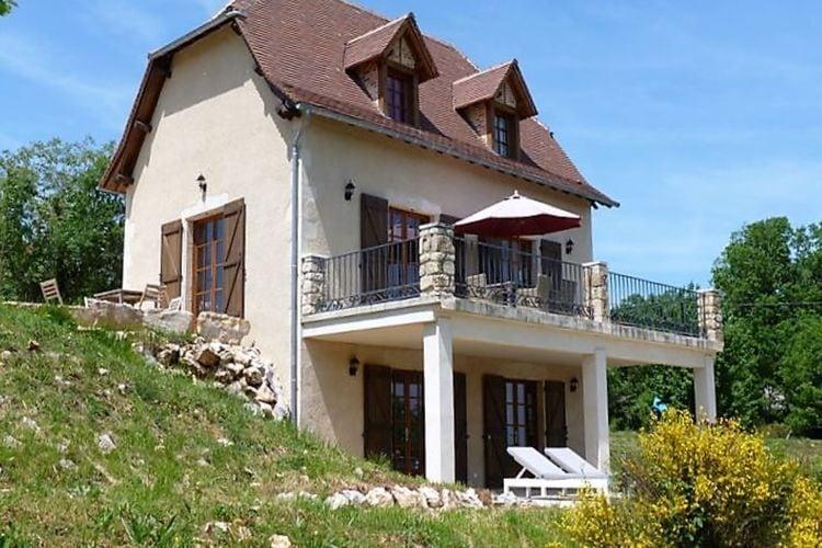 vakantiehuis Frankrijk, Midi-Pyrenees, Cajarc vakantiehuis FR-46160-10