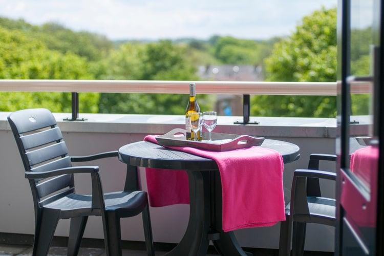 Appartementen Nederland | Zeeland | Appartement te huur in Domburg met zwembad  met wifi 4 personen