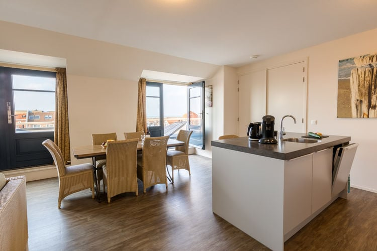Appartement Nederland, Zeeland, Domburg Appartement NL-4357-35