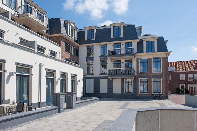 Vakantiehuizen Nederland | Zeeland | Appartement te huur in Domburg met zwembad  met wifi 6 personen